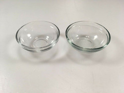 Clear Dipping Sauce Cup Set of 2