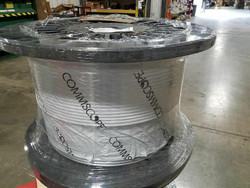 COMMSCOPE P3750JCASS UNDERGROUND CABLE 2600FT ROLL Fast Shipping!!!