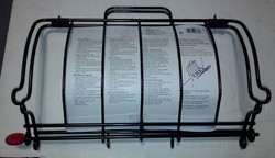 Cuisipro Nonstick Roasting Rack and Serve Lifter Safe Kitchen Cooking Tools NEW