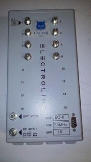 ELECTROLINE CAT 8AB(1GHz) TAP, INTERDICTION-ADDRESSABLE