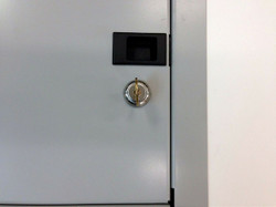 Flush Mount Wall Safe with Lock for Gun, Electronic Devices, Valuables Moore MPW