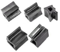 """FORTE PLASTICS COMPANY SPACER 1-1/2"""" CABLE BELL TYPE 100-0016-06 bag of 50"""