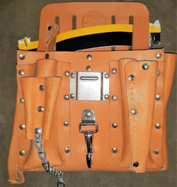 Klein Tools 5167 Multi-pocketed pouch Fast Shipping!!!