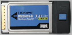 LINKSYS WPC54G(V2) Card