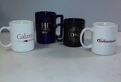 Lot of 4 Coffee Mugs