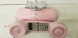 Mary Kay Retro Nostalgic Pink Phone As Is Fast Shipping!!!