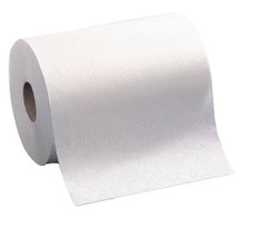 North American Paper RB351 Universal Paper Towel, White, Paper