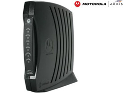 Motorola SB5101 Cable Modem with Power Supply (Docsis 2.0)