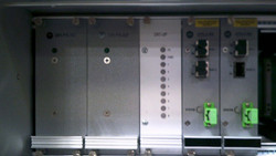 Motorola/Synchronous Platform Chassis w/ Modules and Power Supply CHSP-CH2-AC