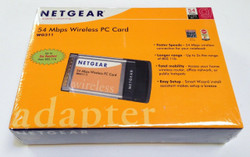 New Netgear WG511v2 54 Mbps Wireless PC Card