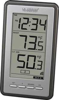 Thermometer Wireless Indoor/Out