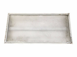 Underwriters Laboratories Recessed Fluorescent Fixture for Warehouse or Shop