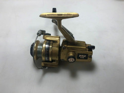 Vintage Zebco 6010 Gold Spinning Fishing Reel