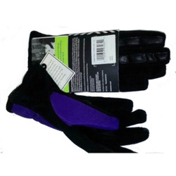 Womens Blue Isotoner Smart Touch gloves. M/L. Brand New