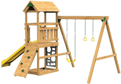 Trainer Build It Yourself Playset
