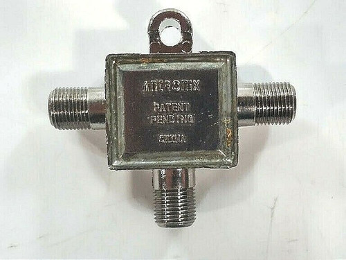 Antronix CMCDT2100 Series Directional Tap, T-Type, 27dB; Part #CMCDT2127T