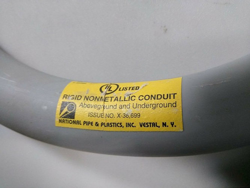 "1"" 90 Degree Elbow National Pipe & Plastics 1310010"