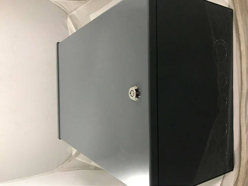 18 x 12 x 8 storm proof cabinet with VML lock