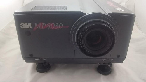 3M MP8030 Projector Digital Multimedia Projector Working Fast Shipping!!!