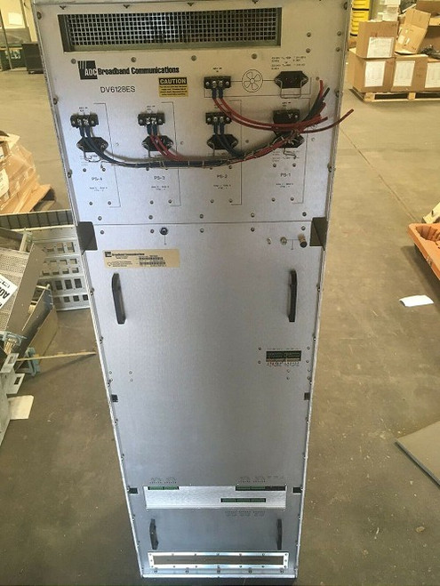 ADC DV6128ES Synchronizer And Switch (For Parts)