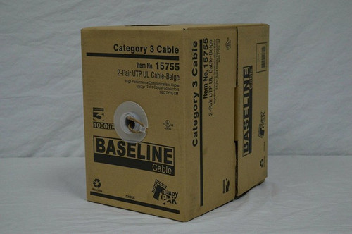 Cat3 telephone wire