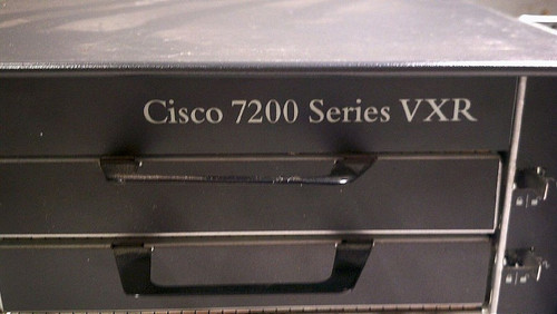 Cisco 7200 Series VXR Router 2-Power Supply