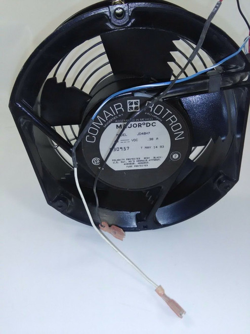 COMAIR ROTRON JD48H7 MAJOR DC COOLING FAN