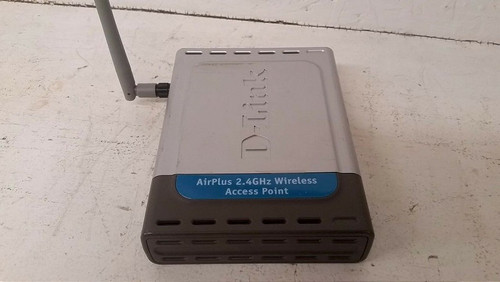 D-Link DWL 900AP Plus AirPlus 2.4Ghz Wireless Access Point