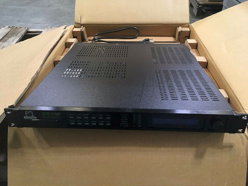Digitrans DTE-7100 Digicipher II Intergrated Receiver Descramble