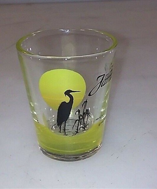 Jamaica Shot Glass