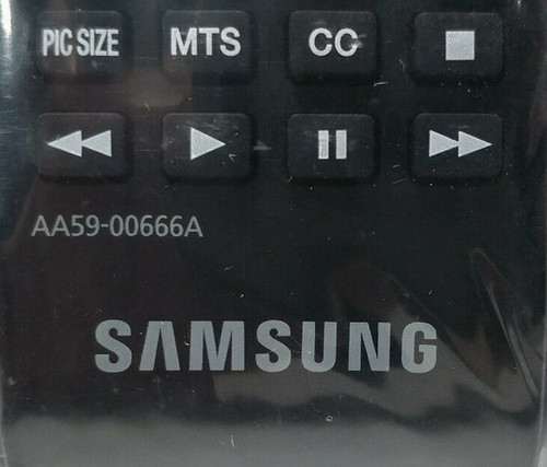 New Samsung Remote AA59-00666A