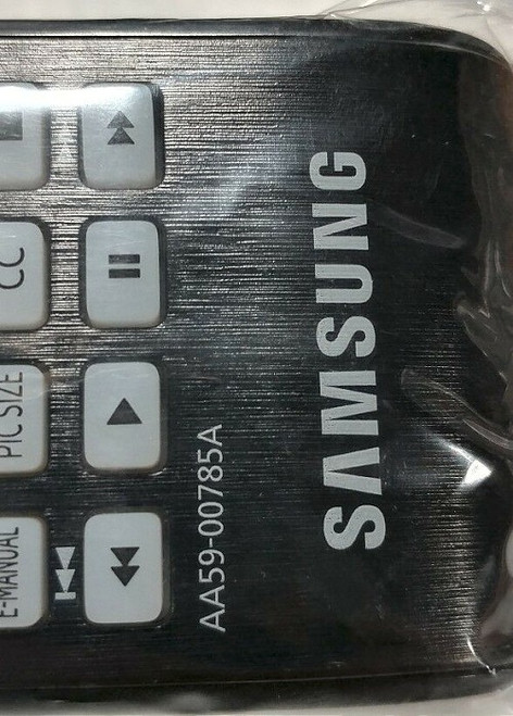 New Samsung Remote AA59-00785A