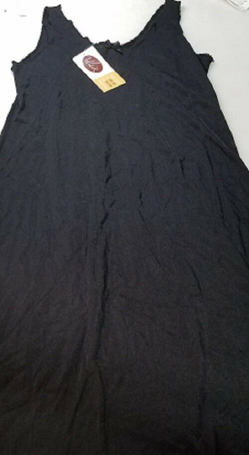New VALAIR Size 38 Black Cling Free Full Slip 41""