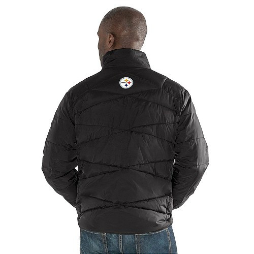 NFL Steeler Full Zip Up Jacket Ships Fast!!!