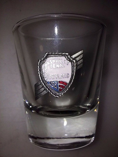 Opryland U.S.A. Nashville Shot Glass