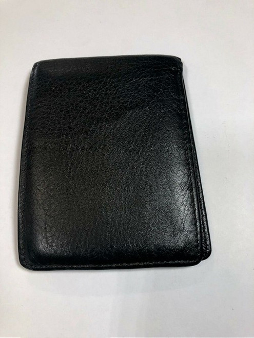 Perry Ellis Portfolio Men's Leather Bifold Wallet