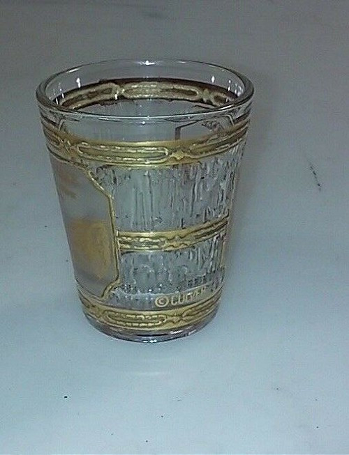 TENNESSEE THE VOLUNTEER STATE SHOT GLASS