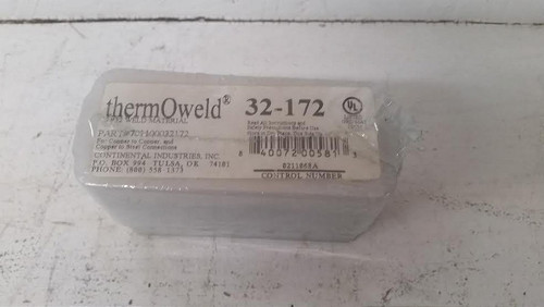 ThermOweld Weld Material #32, Kit of 10 Shots Model 32-172 Fast Shipping!!!