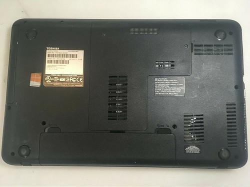Toshiba Satellite C850D Laptop PN PSCBQU-00200F