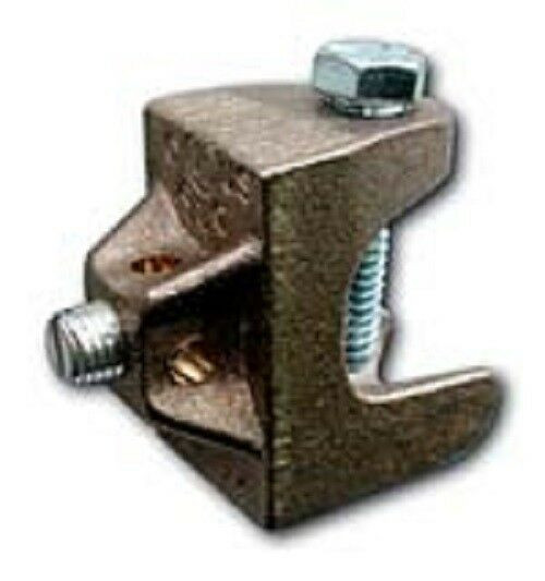 Trailer Ground Clamp With Hex Bolt Allied Bolts 6620HX