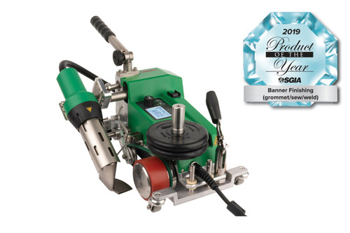 Leister's award-winning UNIPLAN 500 automatic welder