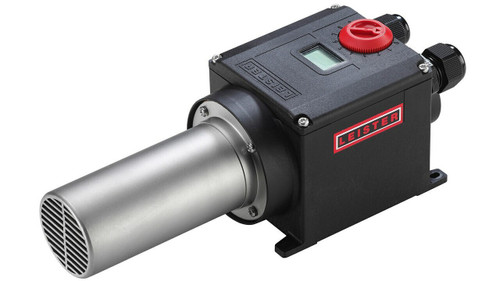 Leister LHS 41S SYSTEM Air Heater