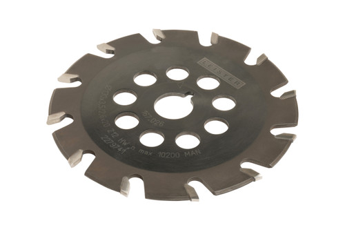Leister Universal Tungsten Carbide Tipped Blade - 5.12  x .14 in T12