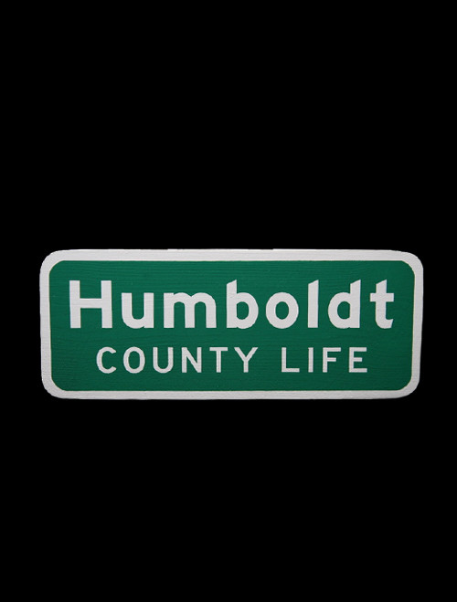 County Life Sign