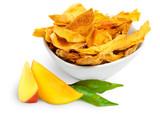 Mangos, Dried, 8oz, Organic, Raw