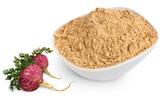 Red Maca Powder, 8oz, Organic - Bowl
