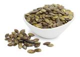 Pumpkin Seeds, 8oz, Heirloom, Organic, Raw