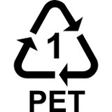 Recyclable #1 PET