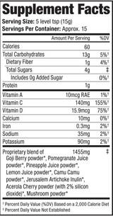 Wellness Super Blend Immunity, 8oz, Organic