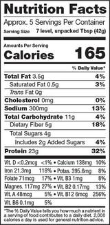 Supergreens & Protein, Organic